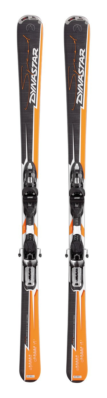 New dynastar speed cross ti fluid carving mens skis