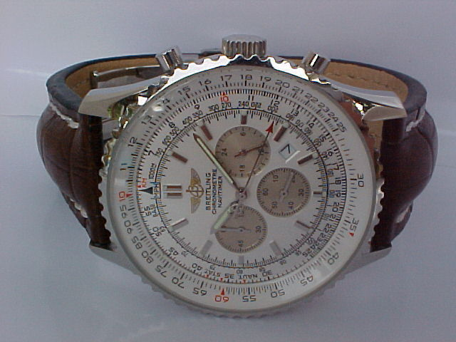 breitling chronometre navitimer world