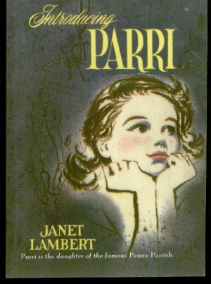 Introducing Parri by Janet Lambert, Janet Lambert