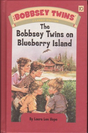 Image for The Bobbsey Twins On Blueberry Island #10