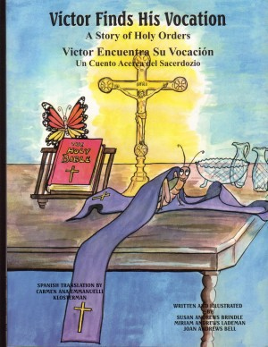 Image for Victor Finds His Vocation A Story of Holy Orders
