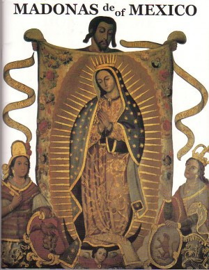 Image for Madonnas of Mexico Coloring Book in English and Spanish