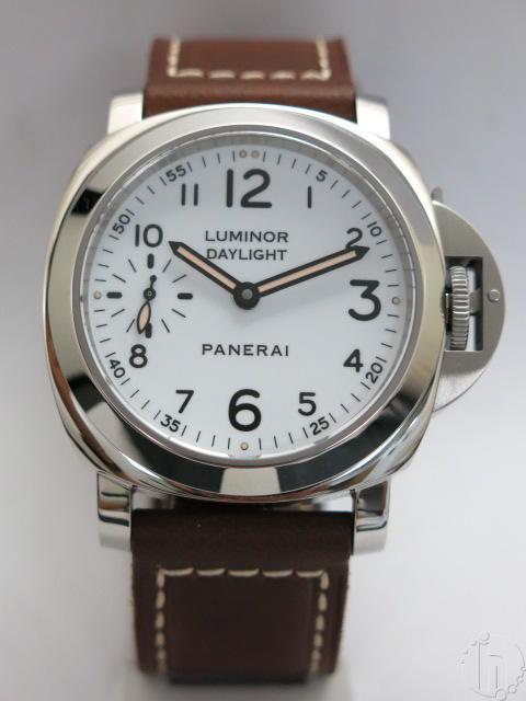 Panerai Luminor Daylight 8 Days Pam785b Limited Edition P5000 Clone Manual Wind
