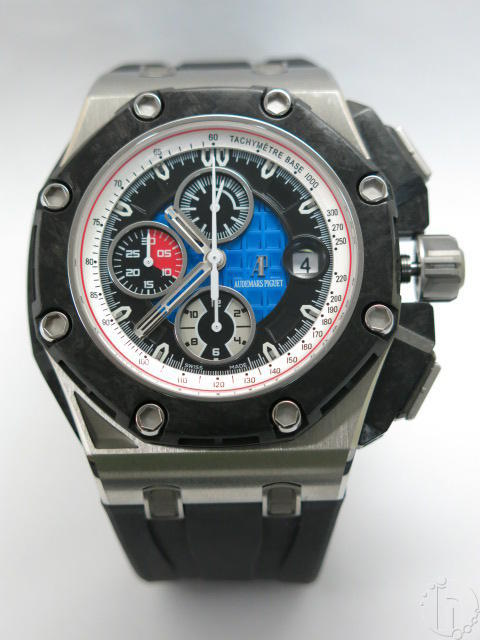 Audemars Piguet Royal Oak Offshore Grand Prix Carbon Bezel Clone A-3126-3840