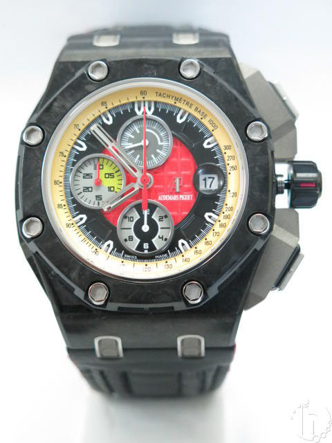 Audemars Piguet Royal Oak Offshore Grand Prix Forged Carbon Case Clone 3126-3840