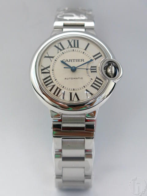 Cartier Ballon Bleu de Cartier Lady 33 mm Automatic Movement Two Dial Colours