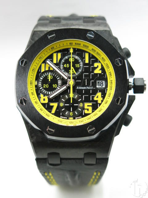 Audemars Piguet Royal Oak Offshore Carbon Special BumbleBee Limited Edition 7750