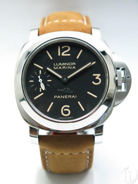 Panerai Luminor Marina Pam 0593 CHENGDU Limited Edition Eta 6497 Manual Winding