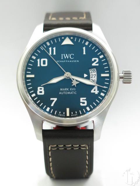 IWC Pilot Mark XVII Le Petit Prince Limited Edition Clone Eta 2892 Automatic