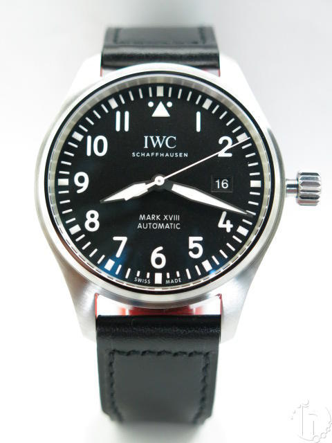 IWC Pilot Mark XVIII Aviator Limited Edition Clone Eta 2892 Automatic Movement