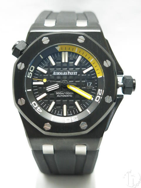 Audemars Piguet Royal Oak Diver PVD Version Automatic