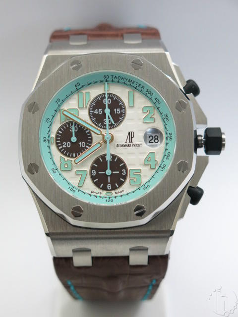 Audemars Piguet Royal Oak Offshore Montauk Highway Chronograph Clone A-3126-2840