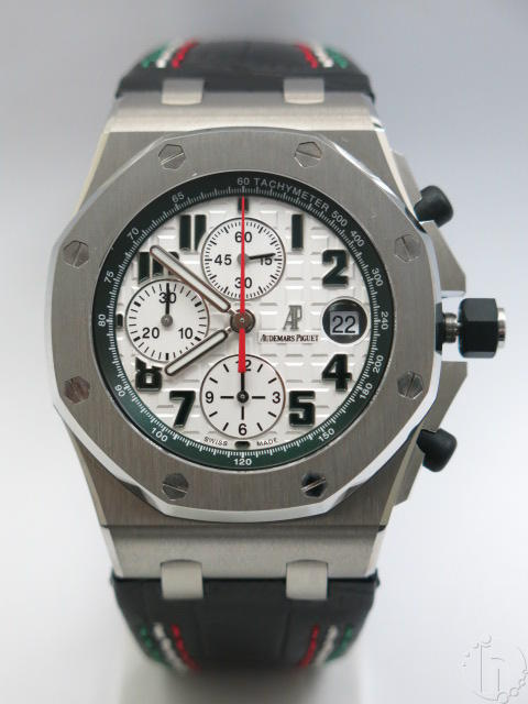Audemars Piguet Royal Oak Offshore Pride of Mexico Chronograph Clone 3126-2840