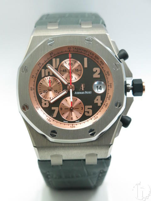 Audemars Piguet Royal Oak Offshore Pride of Indonesia Clone 3126-2840 Chronograp