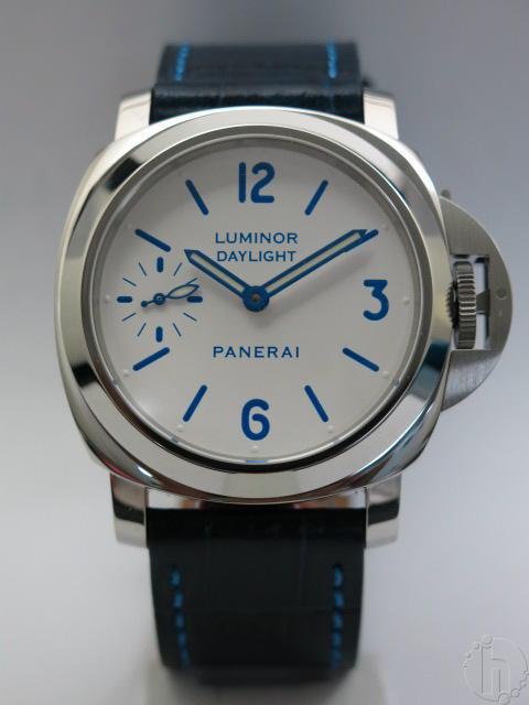 Panerai Luminor Daylight 8 Day Pam 786 P.5000 Clone Manual Winding