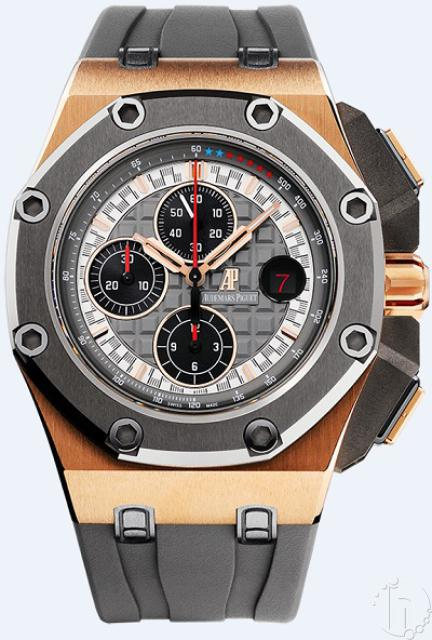 Audemars Piguet Royal Oak Offshore Michael Schumacher Ultimate model