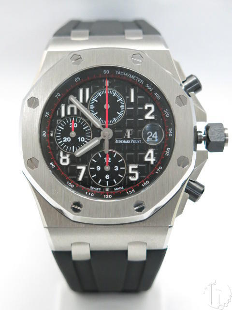 Audemars Piguet Royal Oak Offshore Theme Black Limited Edition Leather AP-3126