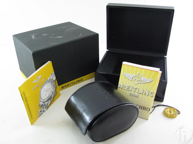 BREITLING WATCH BOX SET