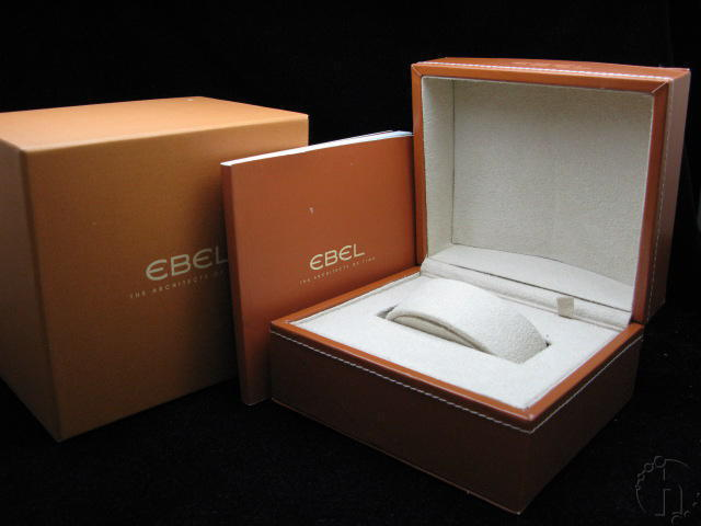 EBEL DESIGN WATCH BOX SET