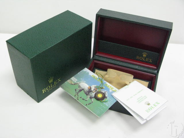 ROLEX WATCH BOX SET