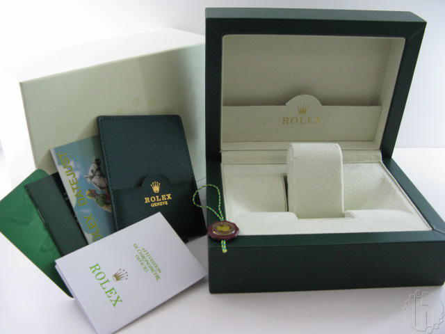 Rolex Deluxe Watch Box Set