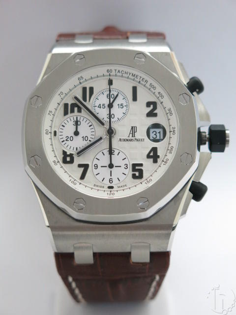 Audemars Piguet Royal Oak Offshore Safari Limited Edition Leather Band 7750
