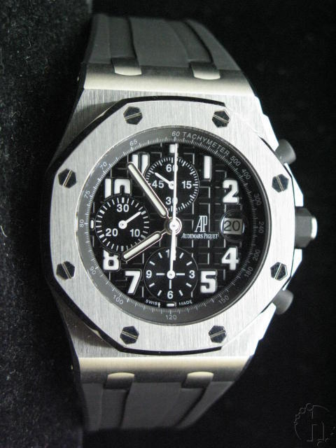 Audemars Piguet Royal Oak Offshore Rubber Band 7750 28,800vbh
