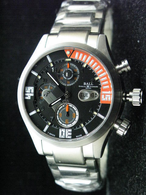 BALL ENGINEER MASTER II DIVER CHRONO