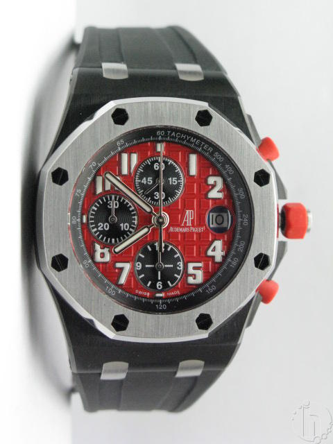 Audemars Piguet Royal Oak Offshore Singapore F1 Grand Prix Limited Edition 7750