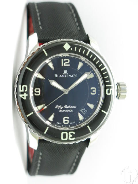 Blancpain Fifty Fathoms 45mm Swiss Eta 2824