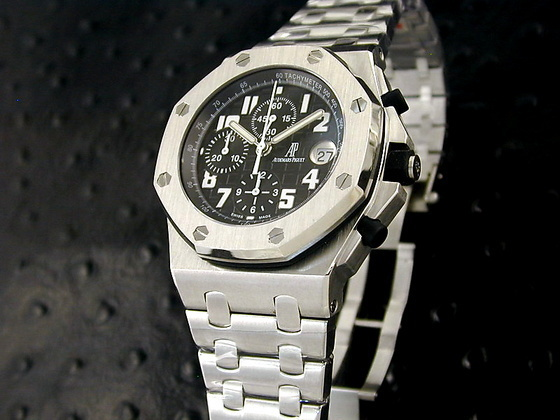 Audemars Piguet Royal Oak Offshore Steel Bracelet 7750 28,800vbh