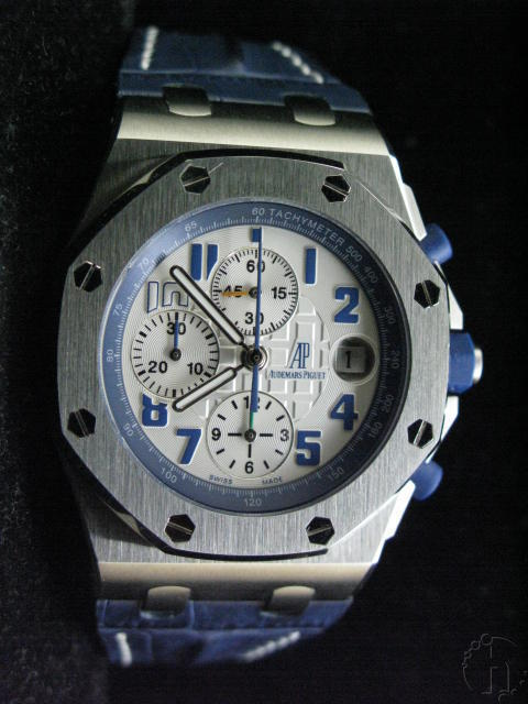 Audemars Piguet Royal Oak Offshore Sachin Tendulkar Limited Edition 7750 28,800
