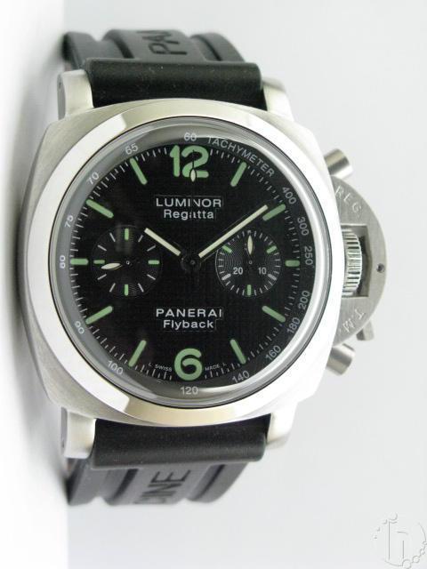 Panerai PAM253 Flyback Regatta V2-7750 Chronograph