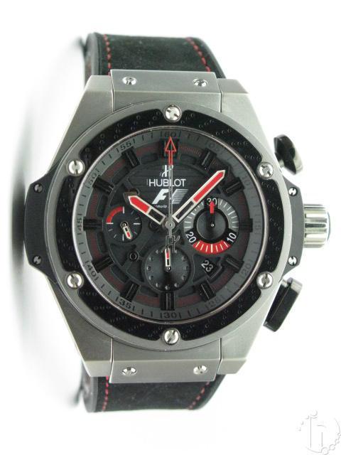 Hublot F1 King Power Ltd. Edition Chronograph 7750