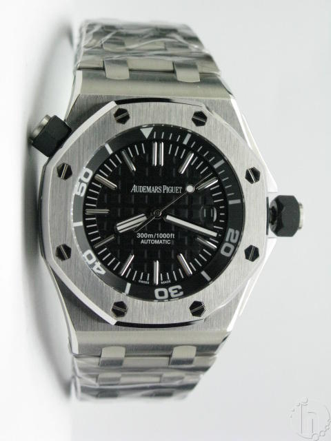 Audemars Piguet Royal Oak Diver SS Ultimate Version Eta 2836