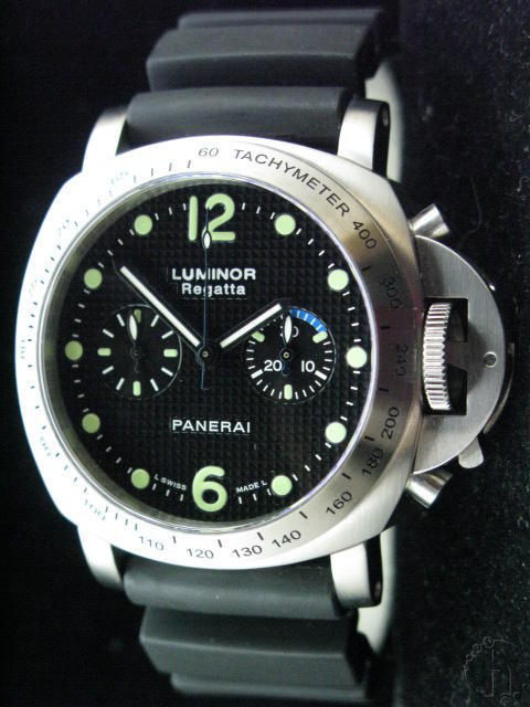 PANERAI PAM 308 REGATTA YACHT CHALLENGE CHRONOGRAPH-LEMANIA