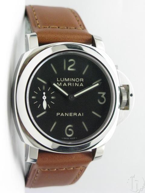 Panerai Pam 111 Marina Ultimate Version Genuine Swiss Eta 6497-17