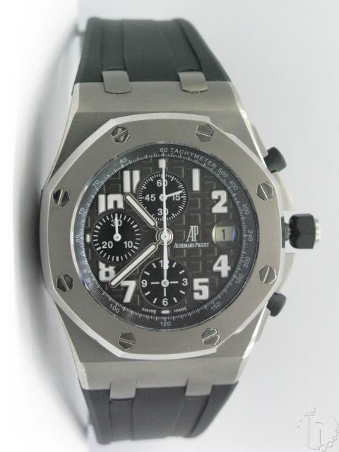 Audemars Piguet Royal Oak Offshore Chronopassion Titanium Limited Edition 7750