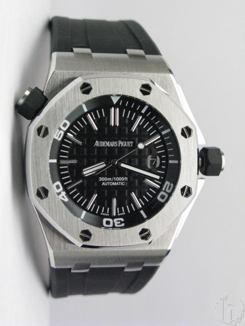Audemars Piguet Royal Oak Offshore Diver With Clone AP 3120 Movement