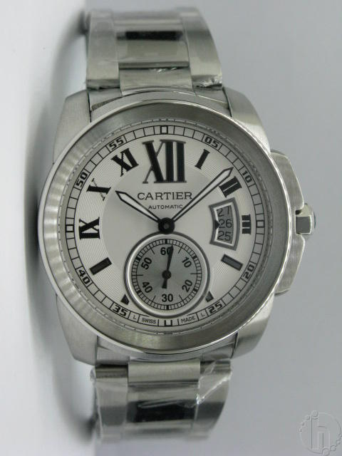 Cartier Calibre De Cartier Swiss Eta 2824-25