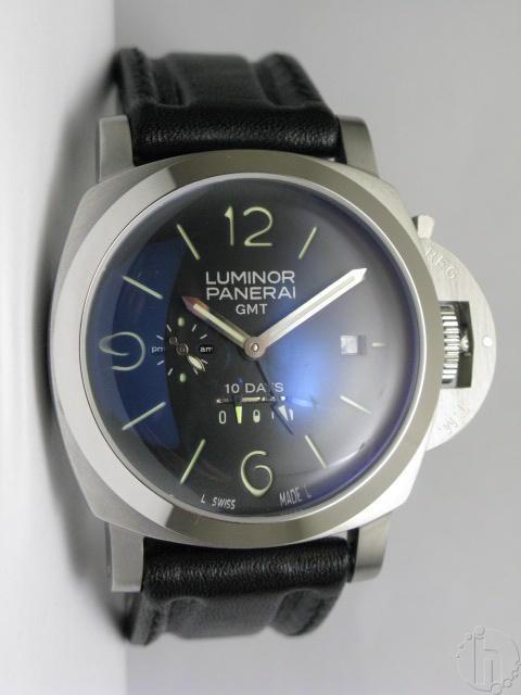 PANERAI PAM270 LUMINOR 1950 GMT 10 DAYS
