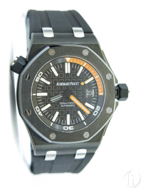 Audemars Piguet Royal Oak Diver Ceramic Ultimate Version Eta 2836