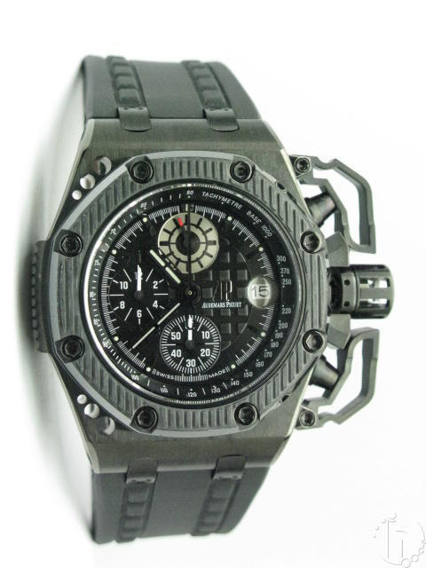 Audemars Piguet Royal Oak Survivor Quartz Chrono PVDCeramic