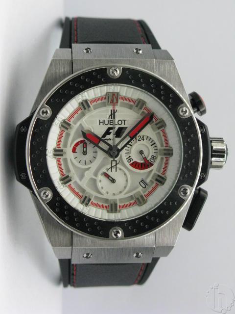 Hublot F1 King Power Ltd. Edition Quartz Chronograph 4 Model