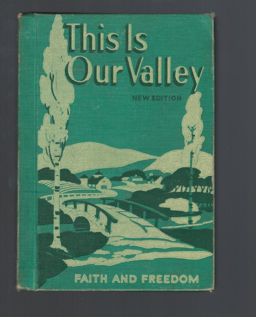 This Is Our Valley Faith and Freedom Reader 1953, Sister Mary Marguerite