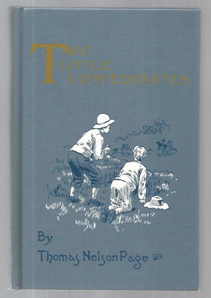 Image for Two Little Confederates by Thomas Nelson Page