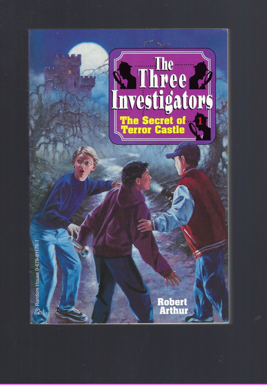 Secret of Terror Castle The Three Investigators #1, Arthur, Robert