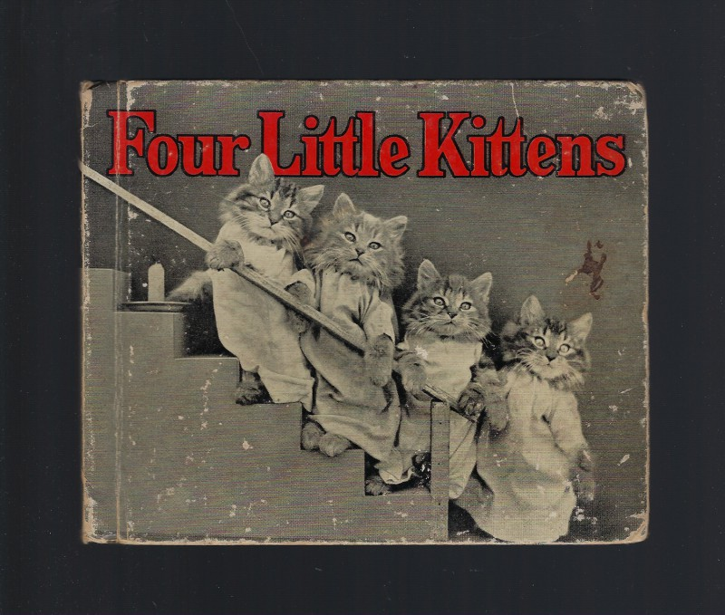 Four Little Kittens FIRST EDITION 1934 Hardback Harry W Frees, Harry Whittier Frees