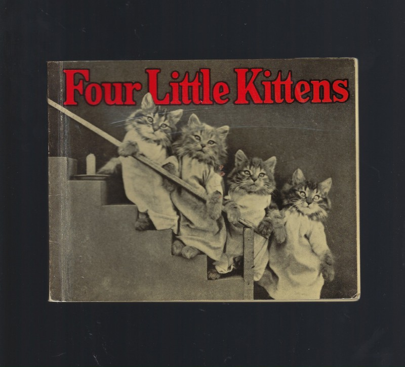 Four Little Kittens (Our Version of the Antique Original) 1982, Harry W. Frees