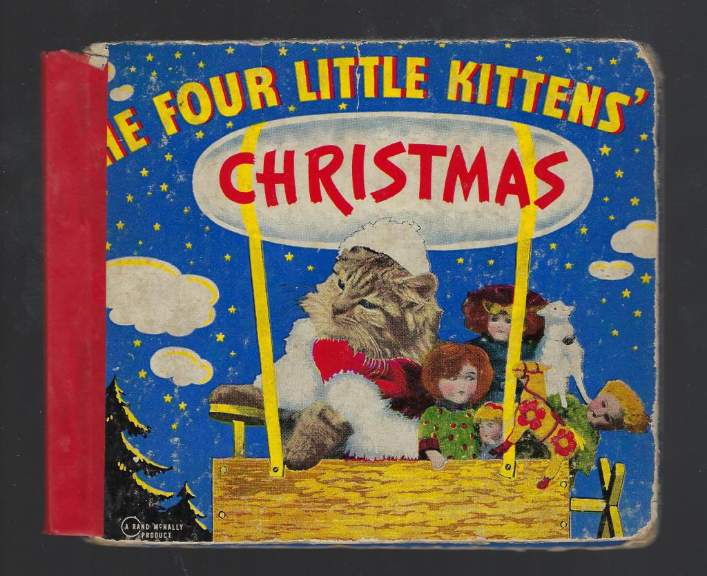 The Four Little Kittens' Christmas 1939 Harry W. Frees, Frees, Harry Whittier